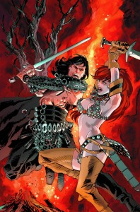 Conan Red Sonja 1