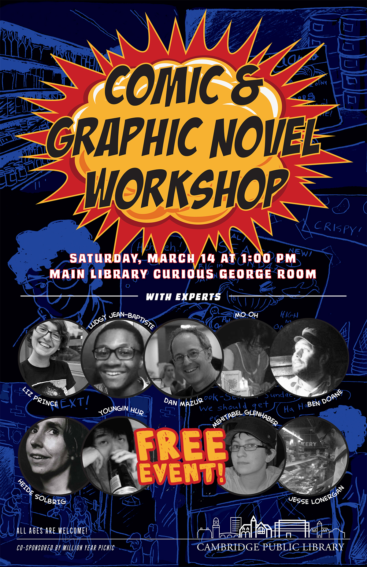 Comics Workshop 2015