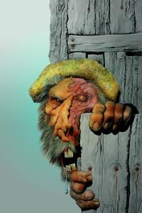 Rat God 1
