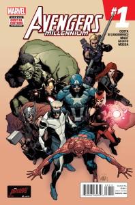 Avengers Millenium 1
