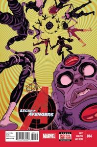 Secret Avengers 14