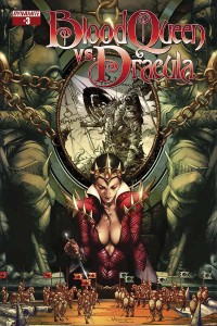 Blood Queen vs Dracula 3