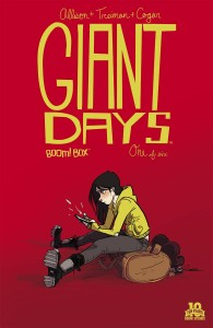 Giant Days 1 Second Printing