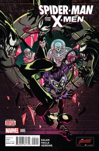 Spider-Man and the Xmen 5