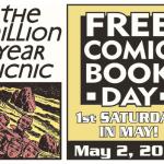 freee comic book day