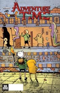 Adventure Time 40