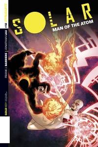 Solar Man of the Atom 12