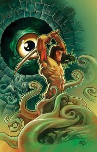 Conan the Avenger 15