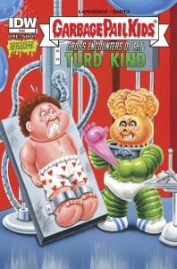 GARBAGE PAIL KIDS GROSS ENCOUNTERS ONE SHOT