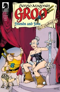 Groo and Friends 7