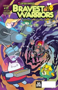 Bravest Warriors 35
