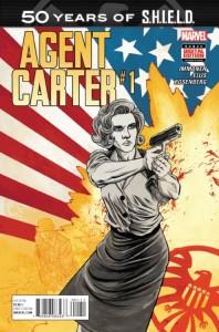 Agent Carter 50 Aniversary