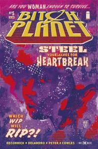 Bitch Planet 5