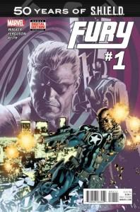 Fury Agent of Shield 1