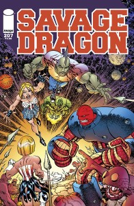 Savage Dragon 207