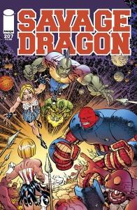 Savage Dragon 207