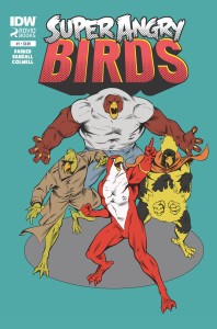 Super Angry Birds 1