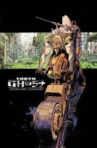 Tokyo Ghost 1