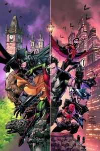 Batman and Robin Eternal 1