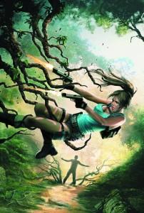 Lara Croft Omen 1