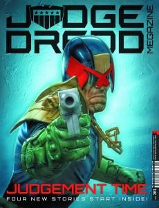 Judge Dredd Megazine 361