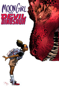 Moon Girl and the Devil Dinosaur 1