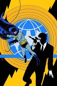 Batman 66 meets Man from UNCLE 1