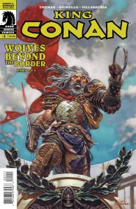 King Conan Wolves Beyond the Border 1