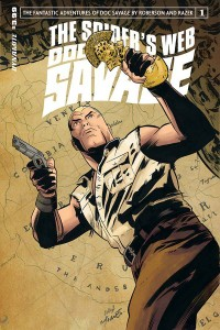 The Spiders web Doc Savage 1