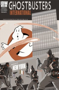 Ghostbusters International 1