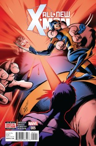 All New XMen 5