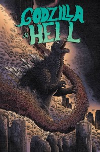 Godzilla in Hell TP