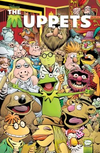 The Muppets Omnibus Hardcore