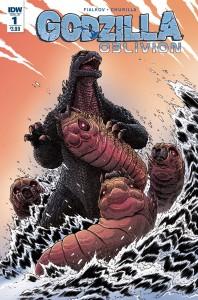 Godzilla Oblivion 1