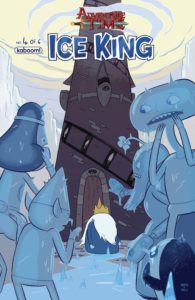 Adventure Time Ice King 4