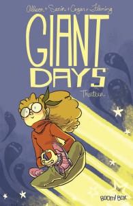 Giant Days 13
