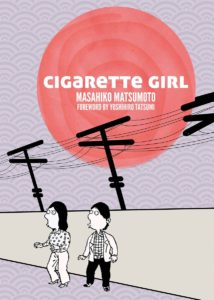 Cigarret Girl TP