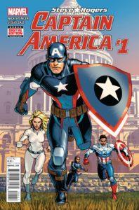 Steve Rogers Captain America 1