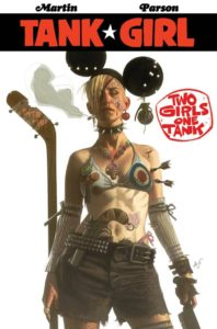 Tank Girl 2 girls 1 tank 1
