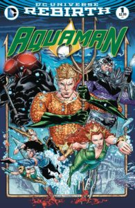 Aquaman 1 Rebirth