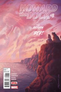 Howard the Duck 8
