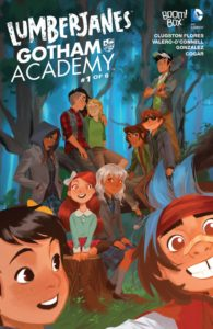 Lumber Janes Gotham Academy 1