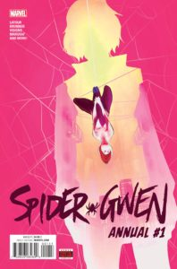 SpiderGwen Annual 1