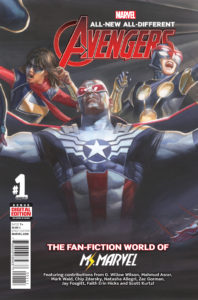 All New All Diferent Avengers Annual
