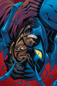 Blue Beetle Rebirth 1