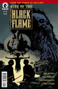 Rise of the Black Flame 1